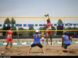 آغاز مسابقات والیبال ساحلی استعدادهای برتر کشور در گرگان