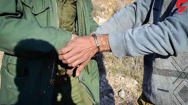 دستگیری شکارچیان غیرمجاز در گلستان