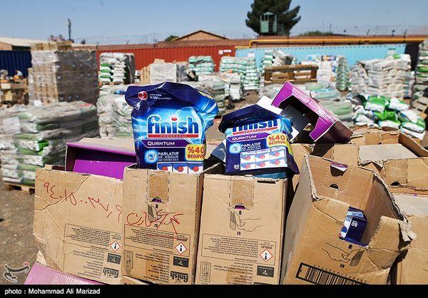 توقیف ۱.۱ میلیارد ریال کالای قاچاق در آققلا