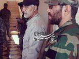 بهترین فرمانده سردار سلیمانی به میهن بازگشت! +عکس