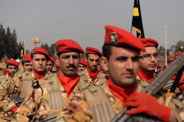 گزارش تصویری روز ارتش در گرگان