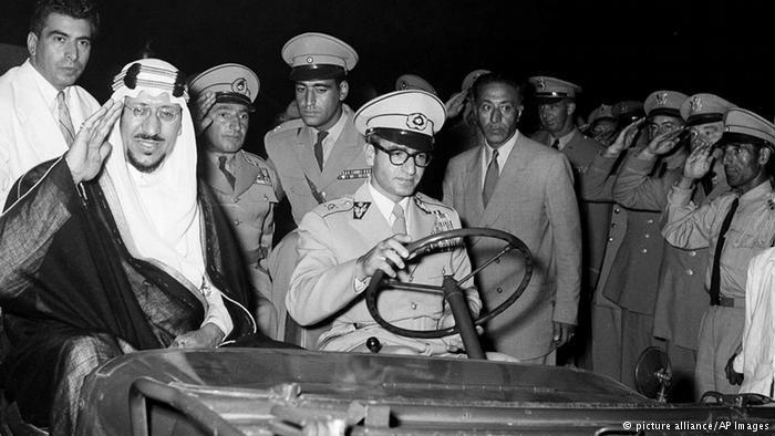 رانندگی محمدرضا پهلوی