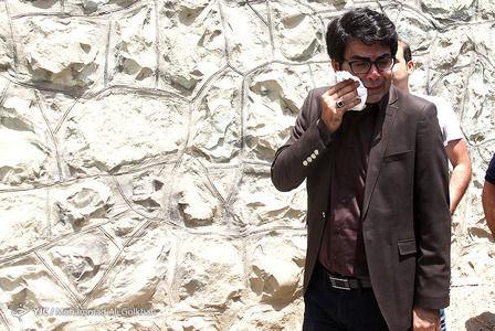 مهران دوستی درگذشت+تصاویر