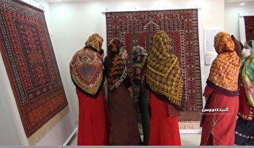 افتتاح نخستین موزه خصوصی فرش ترکمن در گنبد کاووس