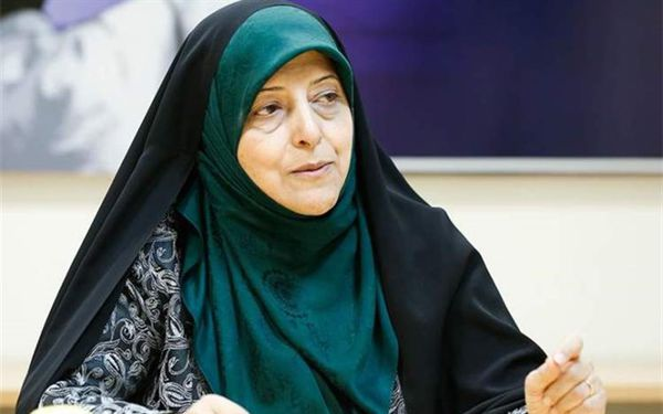 ورود معاون امور زنان و خانواده ریاست جمهوری به گلستان