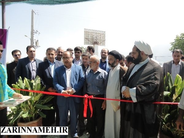 اورژانس پیش بیمارستانی 115سیمین شهر افتتاح شد+ تصاویر