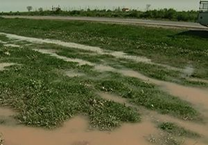 آبماندگی در بیش از نیمی از زمینهای کشاورزی گلستان