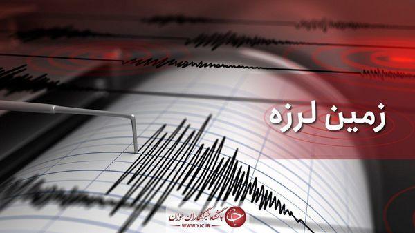 زلزله در رامیان