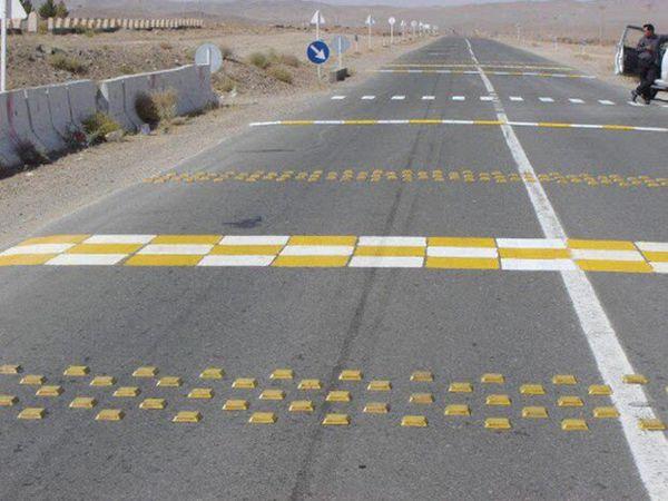 نصب۲۰هزارتابلوی مسیرنمادرگلستان/سطح ایمنی عبورومرور ارتقاءمی یابد