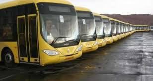خرید ۲۰ دستگاه اتوبوس شهری برای گرگان