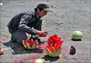 این میوه های سرطان زا را نخورید!