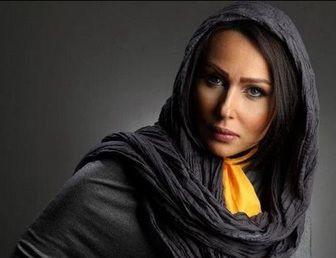 حمله شدید بازیگر مشهور به مجری پرحاشیه! + عکس