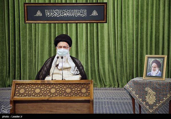 امام خامنهای خطاب به نمایندگان: مجادلات مردم را ناراحت میکند همه باید در مقابل دشمن یکصدا باشیم