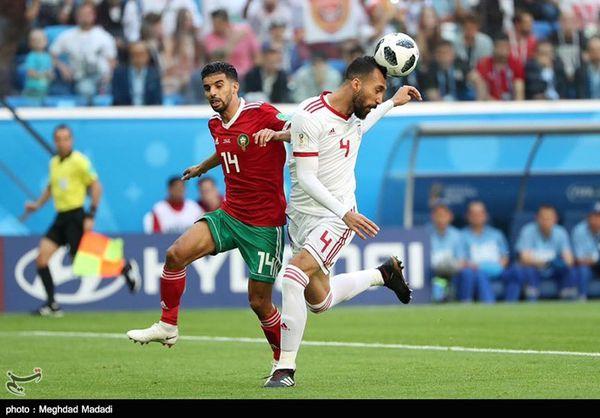 اولین پیروزی تیم ملی ایران در جام جهانی روسیه