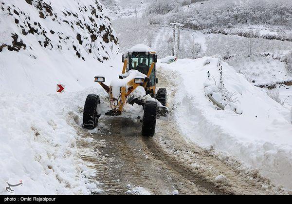 هواشناسی ایران ۹۹/۱۰/۶| هشدار کولاک برف در برخی استانها/ هوا ۷ درجه گرم میشود