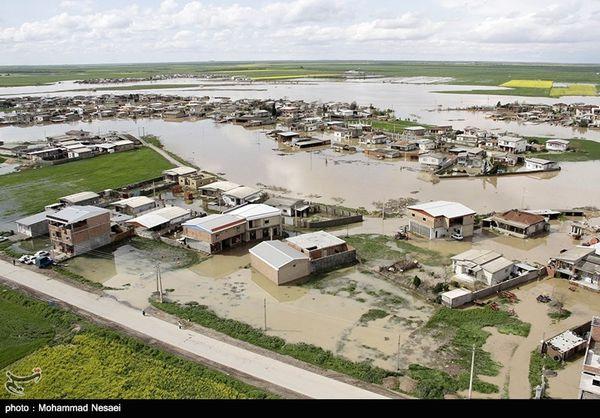 ۴۸.۷ میلیاردتومان کمک بلاعوض به سیلزدگان گلستانی پرداخت شد