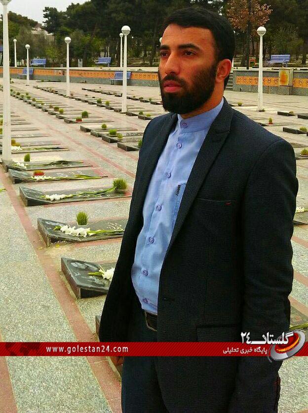 محسن رایجی مسجد
