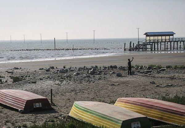 نگرانی گلستانی ها از انتقال آب خزر به کویر
