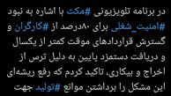 انتقاد نماینده مجلس از عدم امنیت شغلی کارگران+فیلم