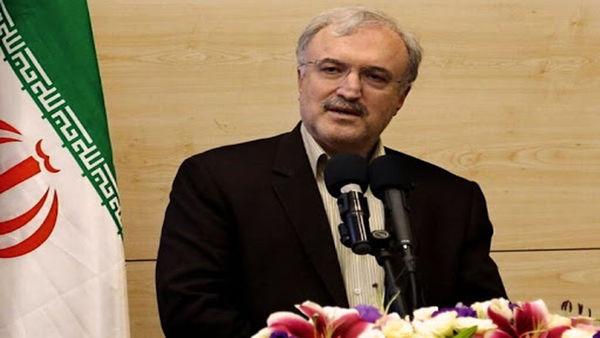 وزیر بهداشت وارد استان گلستان شد