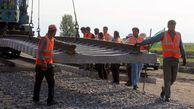 راهآهن مشهد -بجنورد - گرگان ساخته می شود