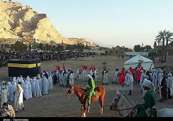 واقعه غدیر خم در استان گلستان بازسازی میشود
