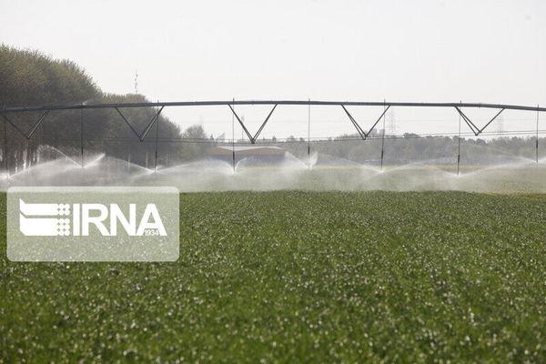 کاهش ۳۰ درصدی بارش مزارع گلستان را نیازمند آبیاری کرد