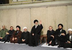 مراسم ترحیم حجتالاسلام والمسلمین هاشمی برگزار شد+ تصاویر