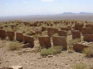 فیلم/ کشف قبرستان اسرارآمیز ۴۵۰۰ ساله در ایران