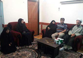 درگذشت مادر شهید چند روز بعد از دریافت تندیس اجلاسیه 4000 شهید گلستان + تصاویر