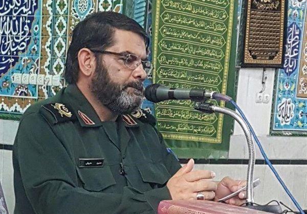 """سردار معروفی:طرح """"شهید بهنام محمدی"""" در ۴۶ مدرسه گلستان اجرا میشود"""