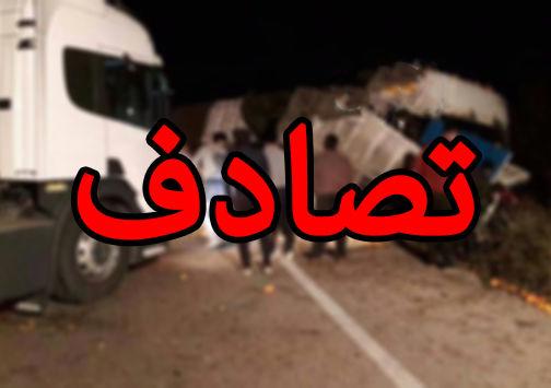 تصادف مرگبار در پارک ملی گلستان