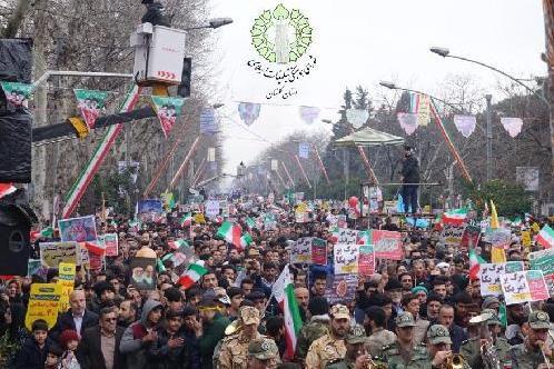 دعوت شورای هماهنگی تبلیغات اسلامی گلستان از مردم برای حضور در راهپیمایی یومالله ۲۲ بهمن