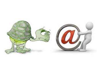 اینترنت لاک پشتی شرکت مخابرات گلستان