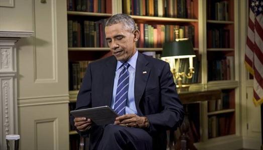 پیام اوباما به جوانانایران/ متأسفم، تضمین میدهم، نظام را تغییردهید!