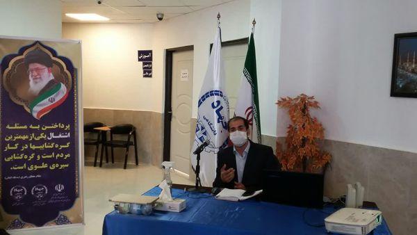 افتتاح دبیرخانه ملی توسعه مشاغل خانگی در گلستان