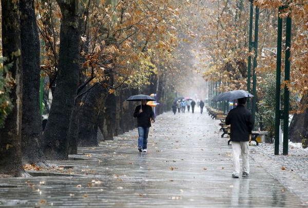 بارندگی پاییزی در گلستان ۳۱ درصد کاهش یافت
